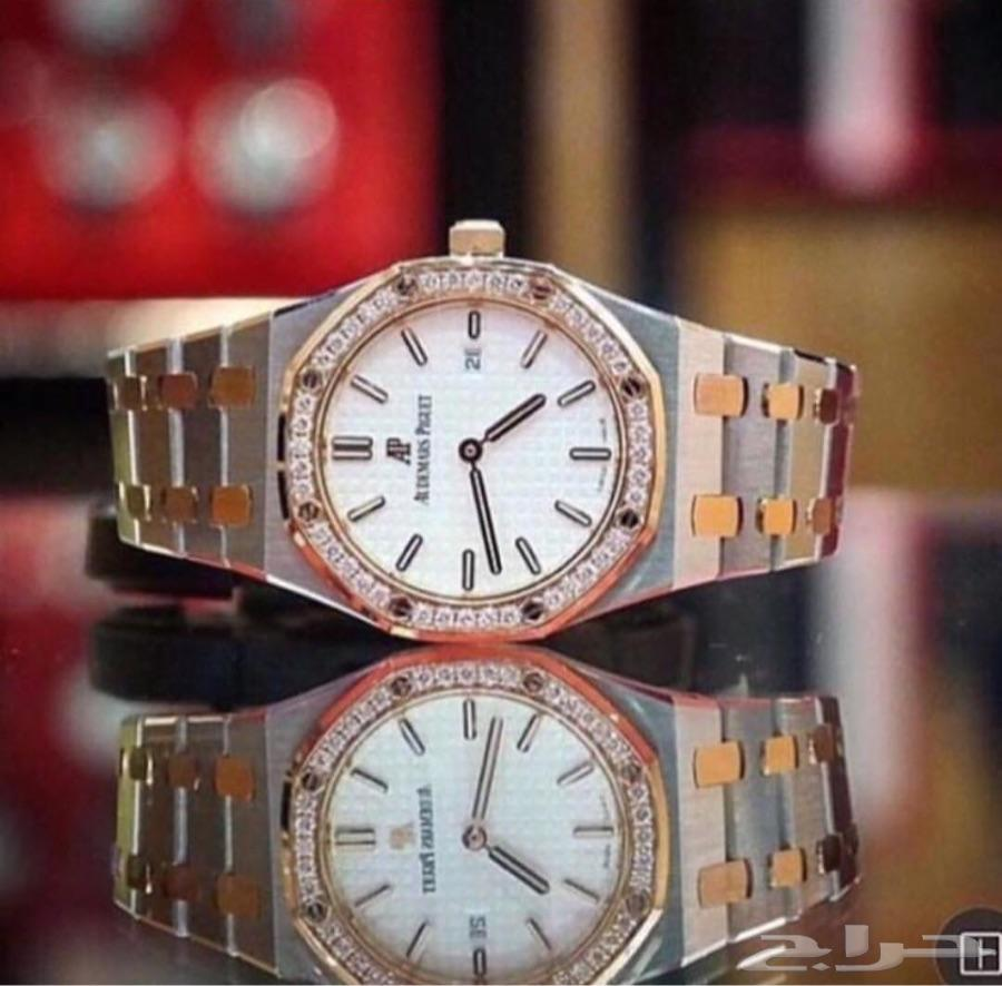 ساعة اوديمار بيغيه ( Audemars Piguet )