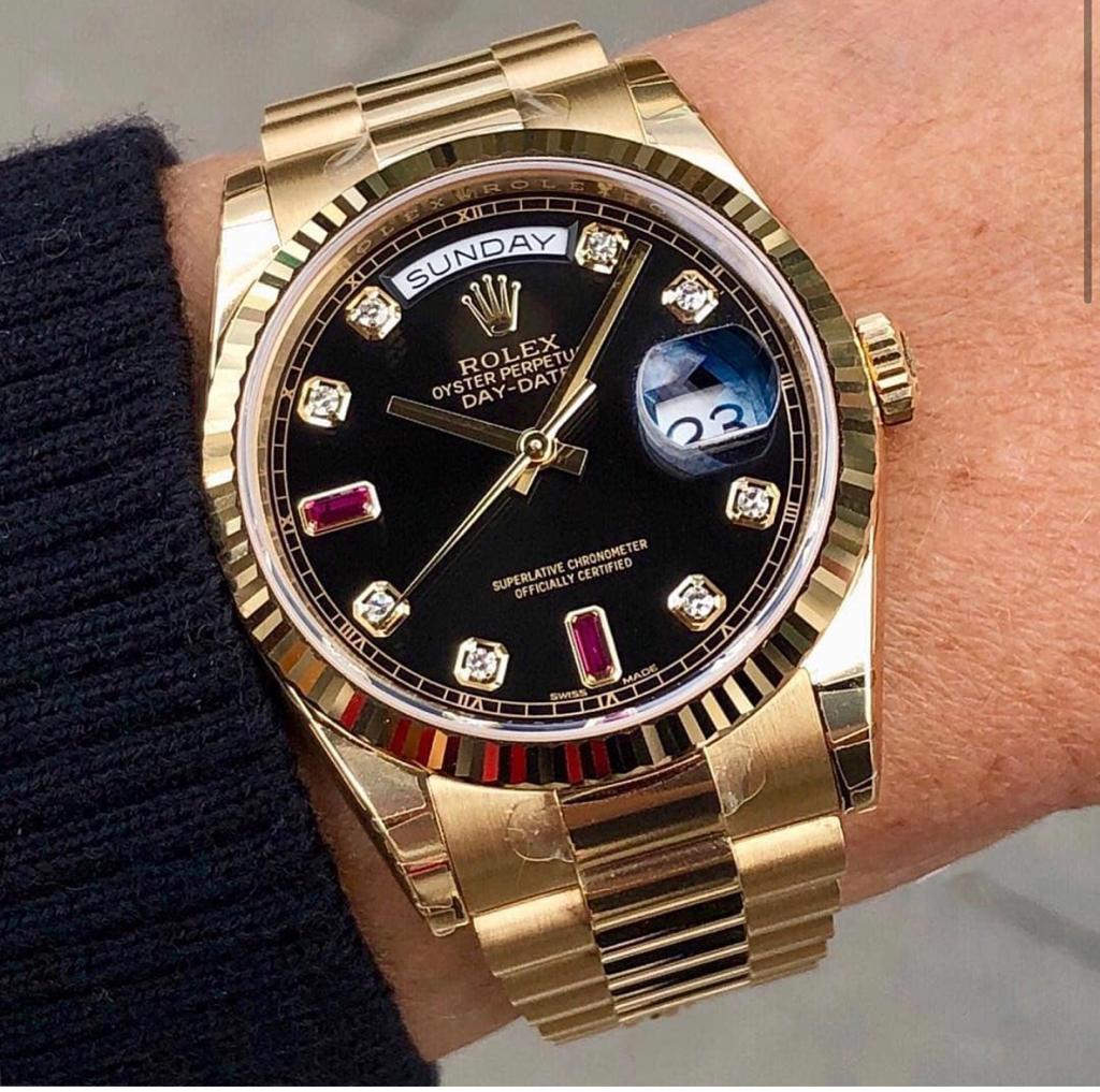 شراء ساعة رولكس Rolex اصلية مستعمله