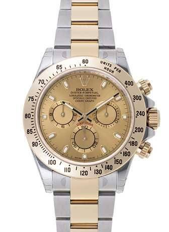 بيع ساعة الرولكس الأصلية