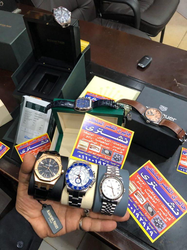 أفضل متاجر شراء الساعات الرولكس الاصلية