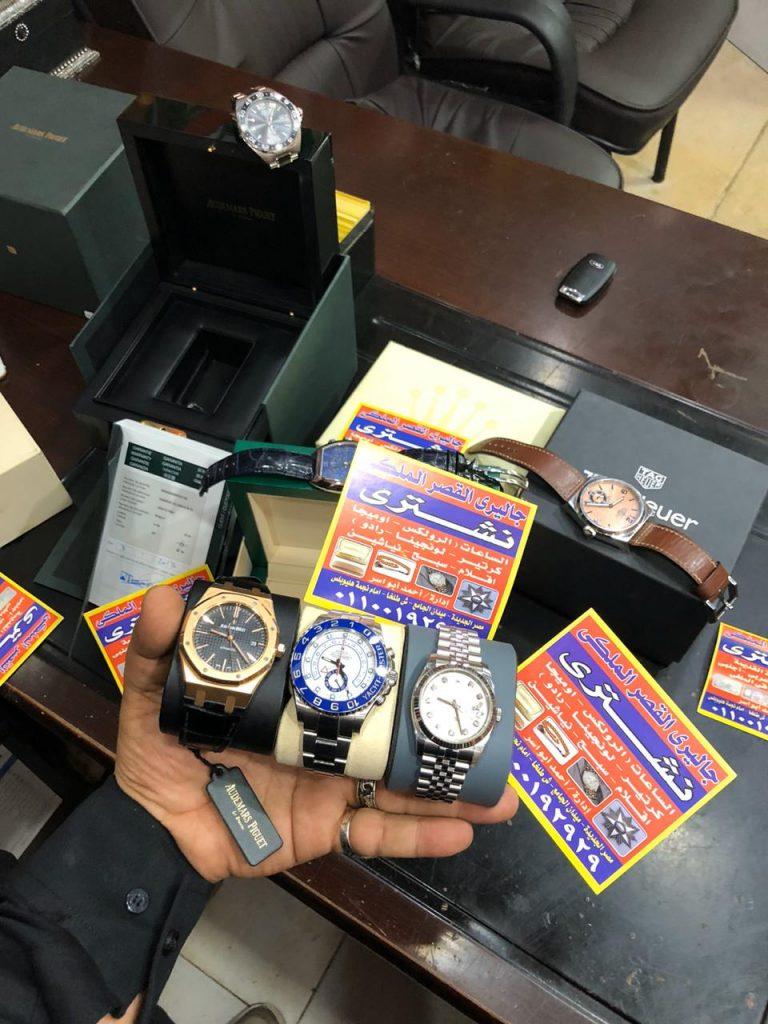 أماكن شراء ساعات رولكس مستعملة