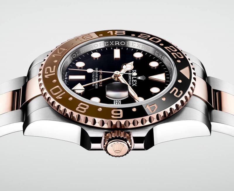 سعر ساعة رولكس جي ام تي ماستر