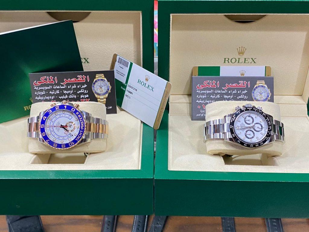شراء وبيع ساعة رولكس